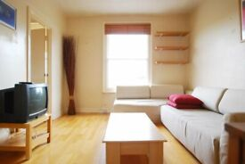 Brooke Road, one bed flat, split level, light and airy