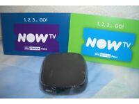 NOW TV 1 Month Sports Pass & New replacement Now TV Box