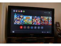 "37"" Samsung television"
