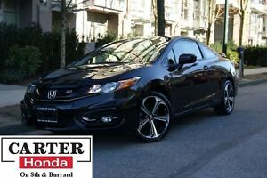 2014 Honda Civic Si + EXTREMELY LOW KMS + CERTIFIED 7YRS/160,000