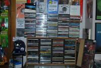Vintage & Vinyl BLOWOUT SALE! CD's + Cassette Tapes + VHS Tapes