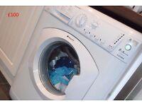 Washing Machines- 8KG