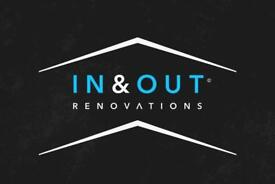 In & out renovations