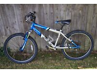 "Silverfox Boy's Bike - 24"" wheels, 21 gears"