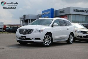 2016 Buick Enclave Premium Premium,7 PASS, AWD, ONE OWNER, NO...
