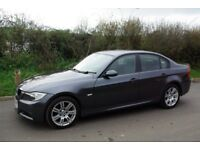 BMW 320d M Sport, 2006. Mot June 2018