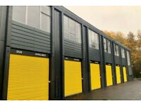 Light industrial units to rent in Livingston EH54
