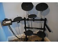 Roland V Drums TD-3 electronic drum kit - used but in good condition