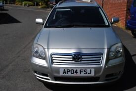 TOYOTA AVENSIS T3-X ESTATE 1.8 PETROL MOT 2019 FSH 2 OWNERS ONLY £1195