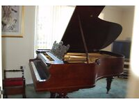 AVAILABLE!! Goetze Grand Piano for Sale - Forres