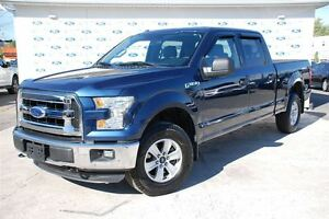 2015 Ford F-150 XLT 4X4 Supercrew 5.0L