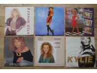 Kylie Minogue Singles - Six Total