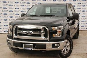 2015 Ford F-150 XLT*Crew*Ecoboost