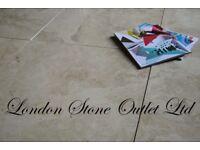 Santorini Cream Polished Marble 61x61cm Tiles (16 m2 JOBLOT DEAL)