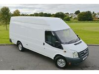 MAN WITH BIG VAN. AVAILABLE NOW! Low Cost Removals. Single Items. House Clearance. Waste Removal.
