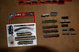 Various LIMA Train Sets and Misc Items