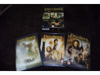 Lord of the Rings - Trilogy (DVDs)