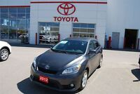 2012 Toyota Matrix Base (A4) FWD