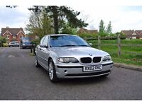 BMW 3 SERIES 2.0 318i SE 4dr Low mileage Cheap New Tyres