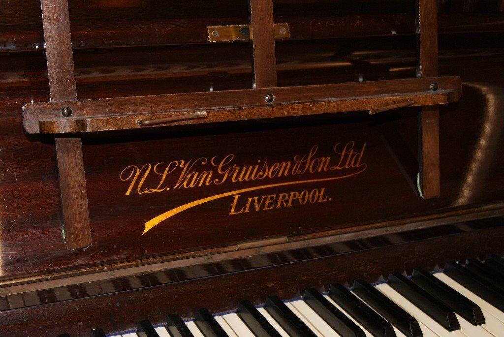 Image result for van gruisen piano