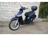 Piaggio Libity 125cc Scooter