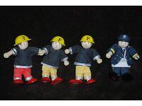 Le Toy Van Budkin Fire Fighters