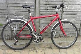 Raleigh Spirit 18 Mens Hybrid Bike