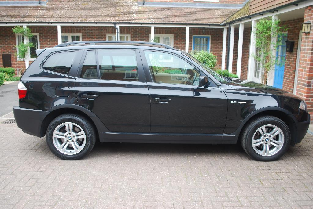 black bmw x3 2004 81k miles in winchester. Black Bedroom Furniture Sets. Home Design Ideas