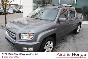 2009 Honda Ridgeline EX-L w/SR *Clean Carproof, Local Trade-In*