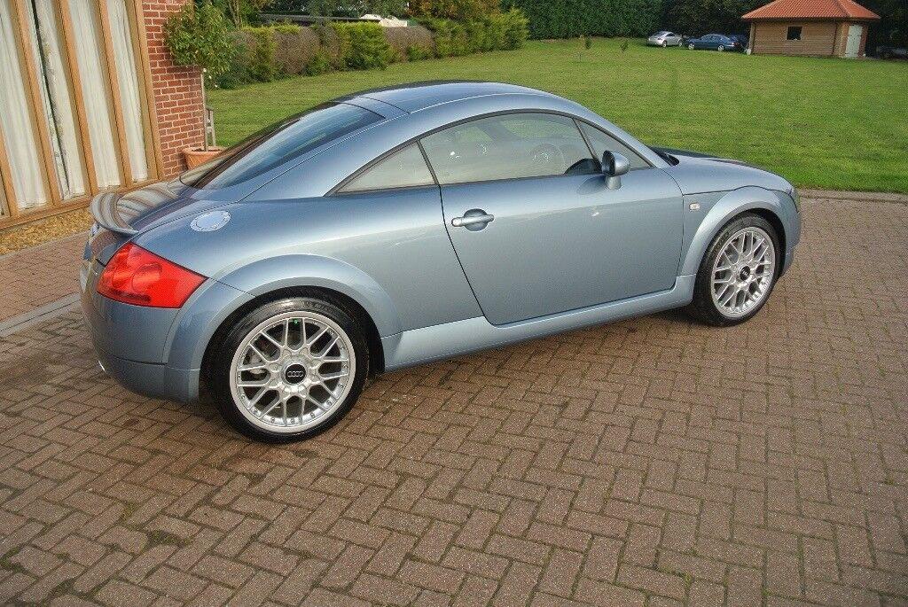 Audi TT 1.8 T Coupe Quattro 3dr Excellent Condition Leather Seats Low Mileage