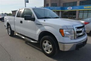 2013 Ford F-150 XLT/SUPERCAB/4X4/SIDE STEP BARS/BOX LINER