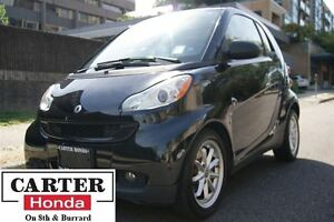 2008 smart fortwo passion + LOW KMS + LOCAL + NO ACCIDENT!