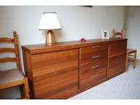 SIDEBOARD - WALNUT OILED FINISH