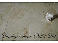 Cream Royal Polished Marble Tiles