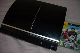 Playstation 3 Console 40gb PS3 + Fifa