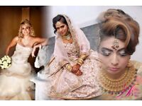 Birmingham Bridal Makeup Artist - Bridal Makeup & Hair £250 / Party Hair & Makeup £60 - Asian Bridal