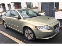 S40 SE Lux D DRIVe Volvo 1.6 low Tax 59 (2009) Reg leather seats, Bluetooth in car phone * 61k miles