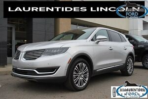 2016 Lincoln MKX ULTRA 529$/mois!!
