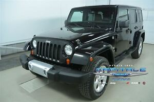 2013 Jeep WRANGLER UNLIMITED *Sahara Unlimited* 4X4