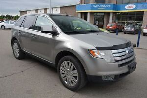 2008 Ford Edge LIMITED/AWD/HEATED LEATHER/PANO ROOF/CHROME RIMS