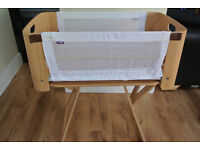 NCT Bed Nest co-sleeper bed cot for baby / newborn