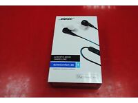 Bose QuietComfort 20 Brand New Factory Sealed Black £160