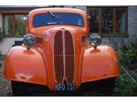 Hotrod Ford Pop Custom Classic