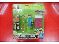 Minecraft Series #1 Survival Pack Brand New Original Packaging £10.99