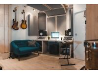 NOATUNE B - Recording studio / production / music space / mixing room. Flexible or monthly Dry Hire