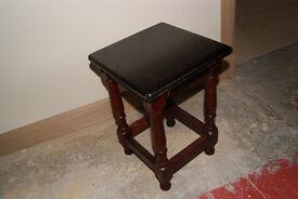 Small darkwood Table