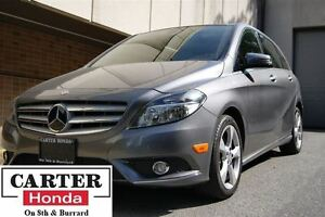 2013 Mercedes-Benz B-Class Sports Tourer + LEATHER + PANOROOF!