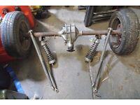 honda CX 500 Trike Project