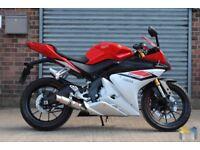 Yamaha YZF R 125cc Sports Bike