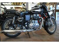Royal Enfield Bullet 500, 136 miles, 2 Year Warranty **SAVE £450**